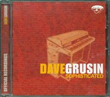 Dave Grusin – Sophisticated Italy Press Cd Eccellente