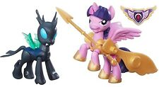 My Little Pony Twilight Sparkle & Changeling Guardians Of Harmony Figures Set