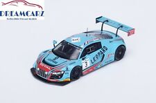 Spark  SB118 1/43 Audi R8 LMS Ultra, 24hrs Spa 2015, limited 300 pcs