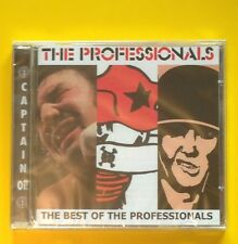 The Professionals Best Of CD NEW SEALED Punk Steve Jones/Paul Cook Sex Pistols