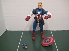 Marvel Legends LOOSE Captain America  Exclusive Figure