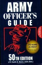 Army Officer's Guide by Keith E. Bonn (2005, Paperback, New Edition)