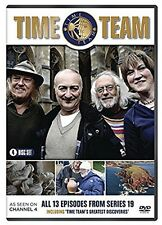 Time Team Complete Series 19: New DVD - Tony Robinson