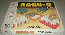 Vintage Rack-O Game by Milton Bradley - 1978 Edition - 100% Complete!