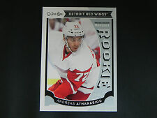 2015-16 O-Pee-Chee OPC Update Marquee ROOKIE U37 Andreas Athanasiou Detroit RC
