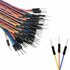 Fashion 130pcs/lot Dupont cable Jumper Wires for Arduino Breadboard lmr67