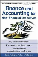 Executive MBA: Finance and Accounting for Non-Financial Managers by Samuel C....
