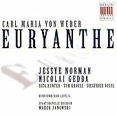 Carl Maria von Weber - Weber: Euryanthe (1994)