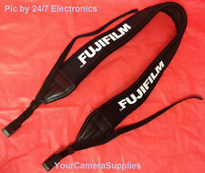 "NEOPRENE SHOULDER NECK STRAP ""For FUJI"" CAMERA S4800 S4250 S9750 S9400W S9200 S1"