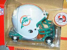 NFL Die-Cast Vintage Sideline Miami Dolphins - NEW in BOX -  LE #'d only 686