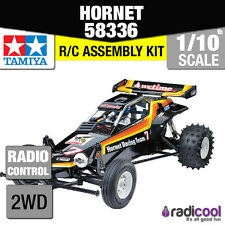 58336 TAMIYA HORNET 2WD off road buggy 1/10th r/c kit de contrôle radio 1/10 buggy