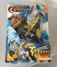 2001 VINTAGE  HASBRO# ACTION MAN FIGURES ACTION MAN TEMPEST#MOSC