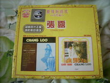 a941981 2015 EMI Pathe Chang Loo  張露 Sealed EMI Pathe Double CD Box Set 膜拜好時代 An Evening with Chang Loo + Apple Blossoms 蘋果花 (White Cover)