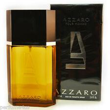 AZZARO POUR HOMME Cologne 3.4 oz,100ml EDT Men Spray,Brand new,Sealed