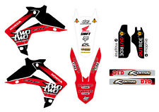 HONDA GRAFICHE STICKERS TWO TWO CRF 250 450 CR 125 250