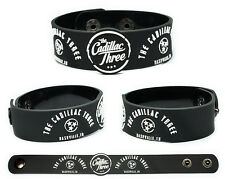 THE CADILLAC THREE Rubber Bracelet Wristband Party Like You I'm Southern