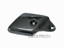 1994 - 2002 Ducati 748 916 996 998 Carbon Fiber Exhaust Cover - 1x1 plain