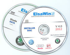 skoda workshop service manual repair 4.0 elsawin  95 to 2012 multilanguage