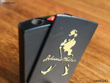 Windproof Johnnie Walker Lighter Jet Flame Butane Gas Cigarette Lighter