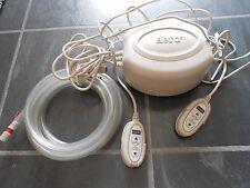 Materasso AERO Pompa ad aria con due controlli -- MODELLO 105 -- USATO E FUNZIONANTE