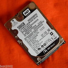 Western Digital WD Black WD5000BPKX 500GB 7200-Rpm 16Mb-cache SATA-6Gb/s Xbox
