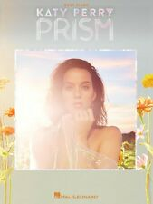 Katy Perry Prism Sheet Music Easy Piano Book NEW 000124409