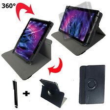10 pulgadas Tablet bolso-Cube i7 stylus Windows funda estuche - 360 ° negro 10
