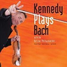 """NIGEL KENNEDY """"KENNEDY PLAYS BACH"""" CD NEU"""