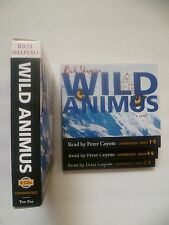 Wild Animus, NEW. by Rich Shapero (2005, 9 CD, Unabridged)