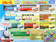 "Tomy Pla-Rail Plarail Thomas The Tank Engine ""Freight Car Basic Set"" (428336)"