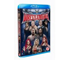 Official  WWE - Wrestlemania 32 (XXXII) 2016 Event Blu-Ray (2 Disc Set)