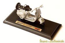 """VESPA Original PIAGGIO Modell """"125 1953"""" - Silber - 1:18 - Maisto Faro Basso"""