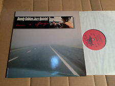 RANDY SABIEN JAZZ QUINTET - IN A FOG - LP - FF 297 - USA 1983