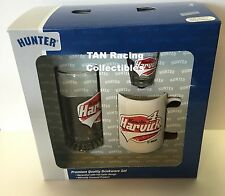 Kevin Harvick Hunter Mfg 2015 #4 Fan Glassware 3pc Set FREE SHIP!!
