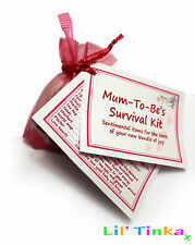 MUM TO BE/NEW MUMMY SURVIVAL KIT- LARGE 15 ITEMS- PREMIUM BABY SHOWER PRESENT!!