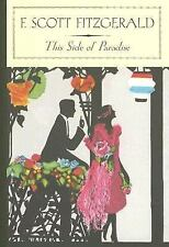 This Side of Paradise by F. Scott Fitzgerald (2007, Hardcover)