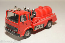 NOREV DAF SAPEURS POMPIERS FIRE ENGINE TRUCK EXCELLENT CONDITION