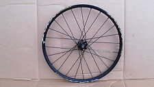 "Mavic Crossmax St 26"" QR Tubeless Front Wheel New Valve mtb xc am"