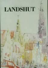 Landshut 1993 Niederbayern Luftbilder Ansichten Fotos Chronik Heimatbuch Bayern