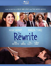 The Rewrite (Blu-ray Disc, 2015) FORMER RENTAL  ***Excellent Condition!!***