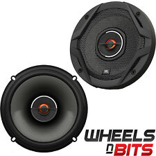 "NEW JBL GX602 6.5"" Inch 17CM 2 Way Car Speakers Door 180W Each 360Watt Set"