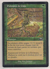 MTG Magic PLS - Gaea's Might/Puissance de Gaia, French/VF
