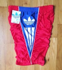 vintage adidas bike shorts mens size large