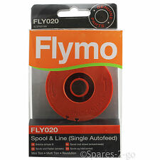 FLYMO Strimmer Spool & Line Single Autofeed Mini Trim Auto FLY020 Genuine Part