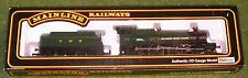 PALITOY MAINLINE TRAINS RAILWAY OO GAUGE 37078 GWR GREEN 4-6-0 HINTON MANOR 7819