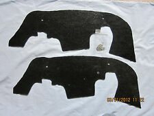1967 impala SS control arm splash seals with staples