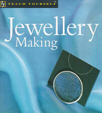 Jewellery Making (Teach Yourself) Emma Gale, Ann Little Excellent Book