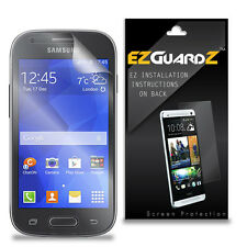 4X EZguardz LCD Screen Protector Cover Shield HD 4X For Samsung Galaxy Ace Style