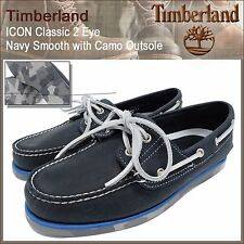 New Timberland 6967 Men's  Casual 2Eye Boat Shoes sz 9.5