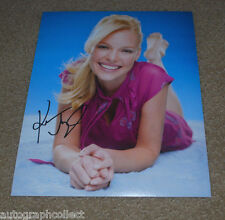Katherine Heigl 8x10 Signed Autograph Auto State of Affairs Grey's Photo PROOF